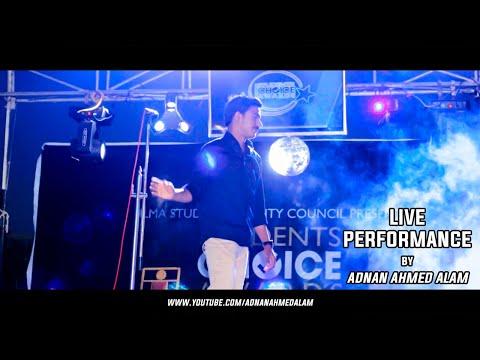 Sun Mere Humsafar Live Performance | Adnan Ahmed Alam