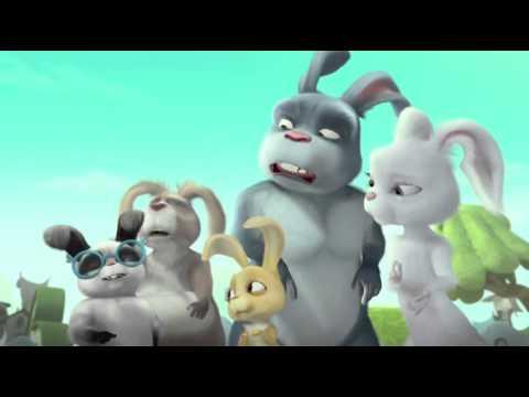 Мультфильм приключения лисенка