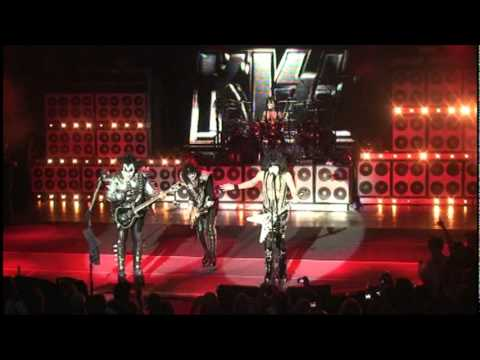 """ONLINE EXCLUSIVE: """"Comin' Home"""" live from the KISS Kruise!"""