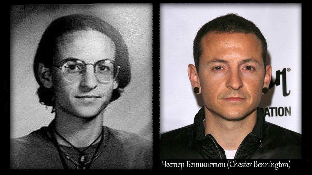 Вокалист группы Linkin Park Честер Беннингтон