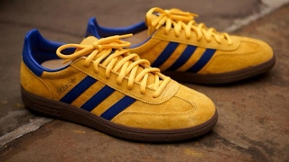 melón Insignia En marcha  adidas Spezial - Malmo Colorway [After 5yrs of use] - YouTube