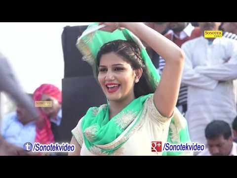 "Sapna CHOUDHARY New live Dance On Song "" Yaar Tera Chetak Per Chale "" Haryanvi Song 2018"