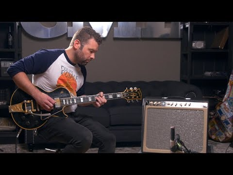1958 Gibson Les Paul Custom Black Beauty | CME Vintage Demo | Joel Bauman