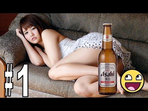 Cuando se!!! Emborrachan las Japonesas (OPPAI) # 1/3