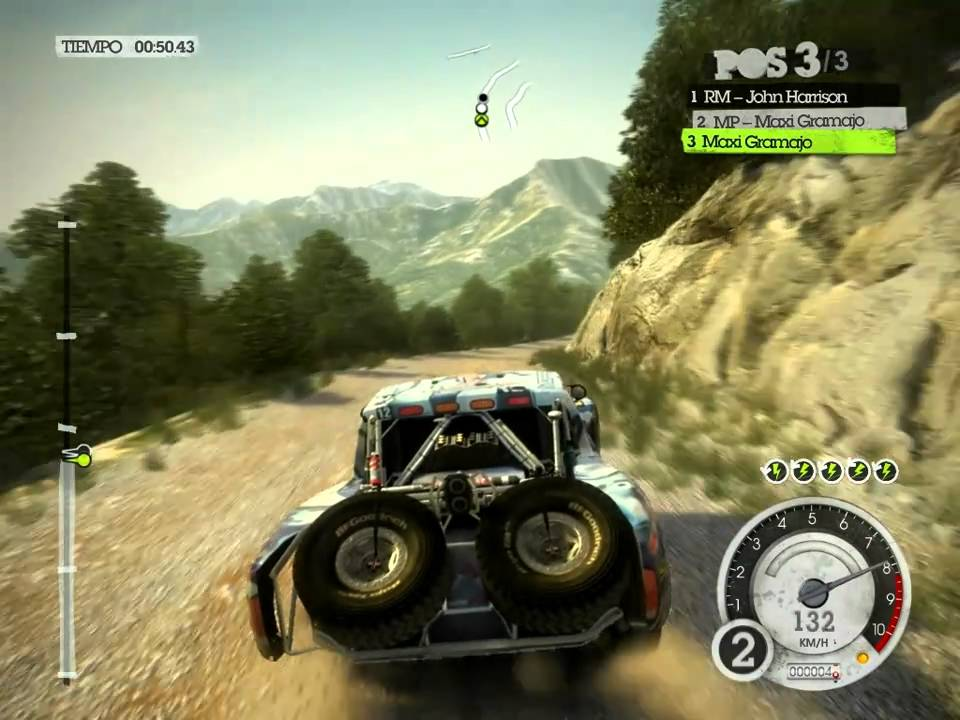 All Cars Colin Mcrae Dirt 2 Pc 28 Dodge Ram Trophy Truck Youtube