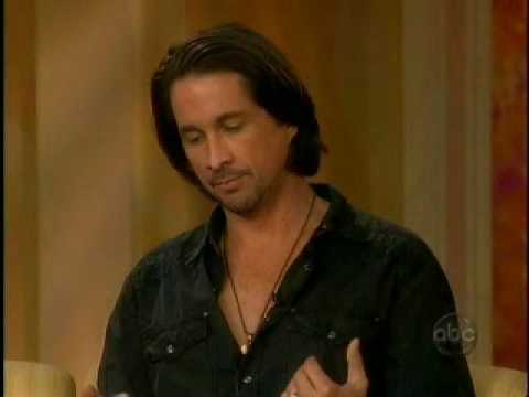 Michael Easton TV Talk Show Appearance 11-14-08