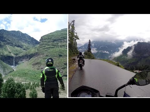 Way to Rohtang Pass vlog | Manali to Chandigarh road trip | Himachal Pradesh | [Day 13-14]