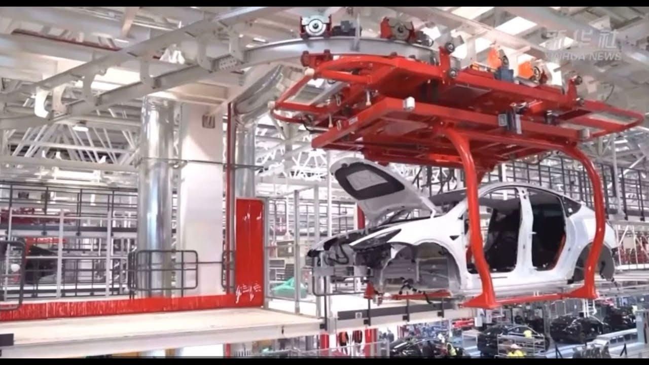 Tesla China President Tom Zhu's Interview by Xinhua Net