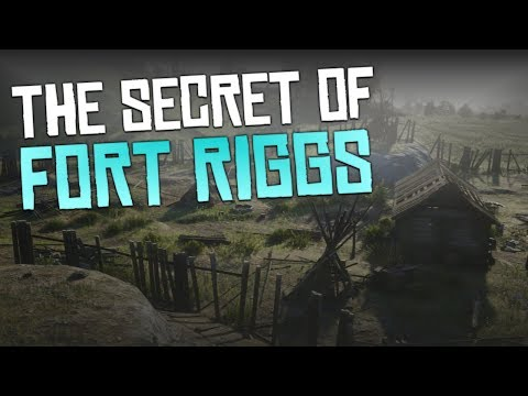 The Secret of Fort Riggs - Red Dead Redemption 2 thumbnail