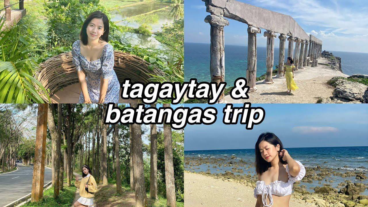 VILLA JOVITA + FORTUNE ISLAND and more!! (Tagaytay & Batangas Trip)
