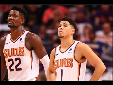 Dallas Mavericks vs Phoenix Suns - Devin Booker Returns Goes For 19 In 4th! Deandre Ayton Big Debut!
