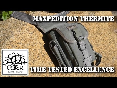 Maxpedition Thermite - Time Tested Excellence