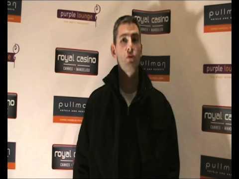 David Pelletier - Royal Casino   Retour sur la toute premiere sortie