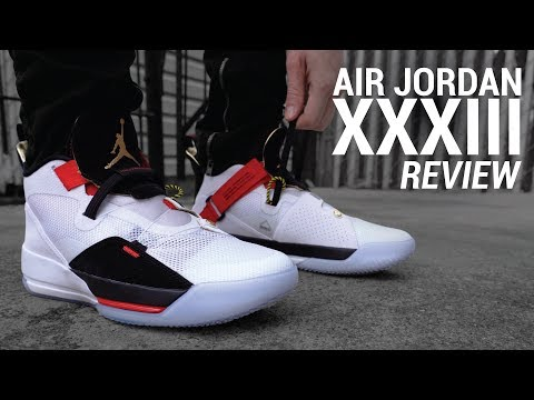 Air Jordan 33 Lifestyle Review & On Feet