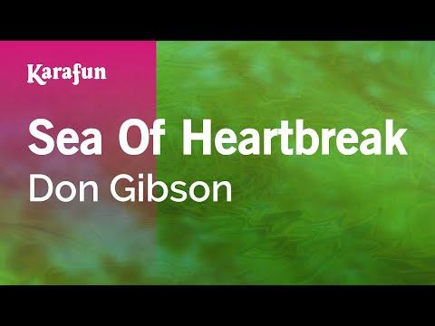 Karaoke Sea Of Heartbreak - Don Gibson *