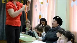 Беляева Татьяна открытый урок в детском саду 29