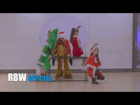 [Special] 'Wind Flower' Christmas Ver. 안무영상