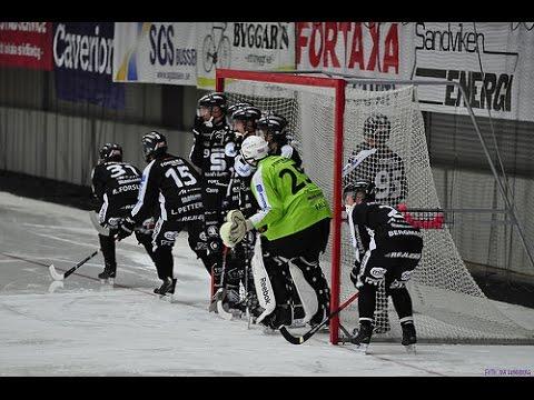 ❉Svenska Bandy  Elitserien❉9/1/16/«Sandviken,Sverige»-«IFK