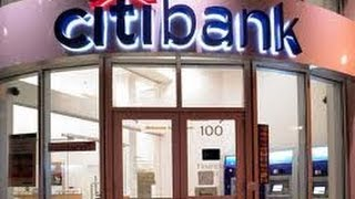 Citigroup Takes Bailout Money - Immediately Evades Taxes