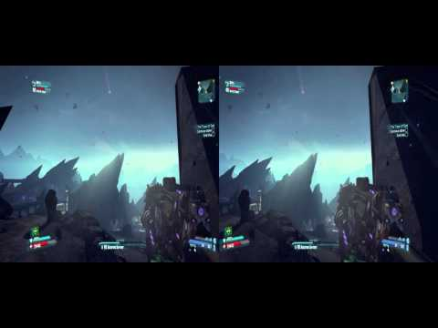 Borderlands 2: Eridium Blight Awesome Thunder 3D Full SBS