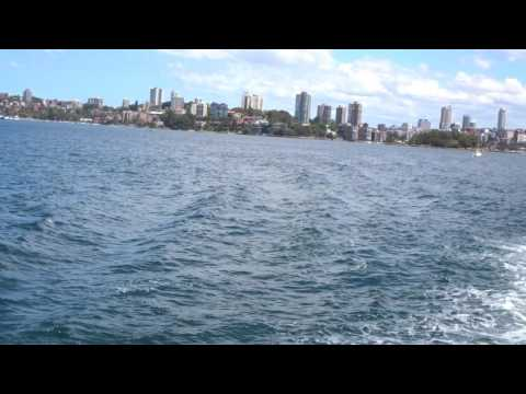 Journey From Sydney to Manly Beach