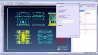 VISI Modelling - Produktvideo ''Die Ableitung von Zeichnungen''