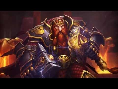 New Hearthstone Hero: Magni Bronzebeard