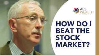How do I beat the stock market?