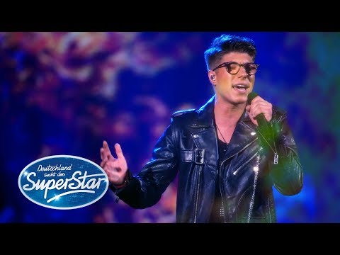"DSDS 2019  Davin Herbrüggen mit ""The River""  Finale"