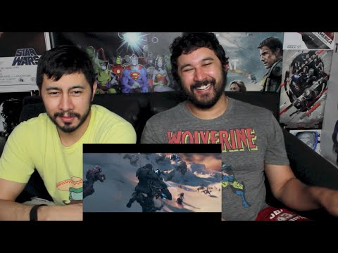 HALO 5 : GUARDIANS Opening CINEMATIC TRAILER REACTION & REVIEW!!!