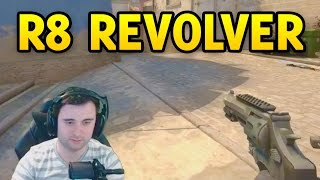 CS GO R8 Revolver Gameplay - FULL MATCH CS GO COMPETITIVE