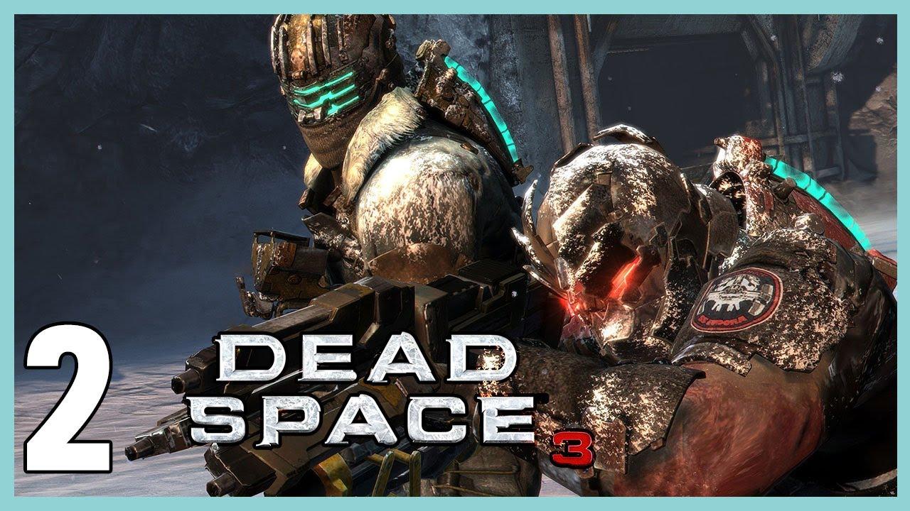 Dead Space 3 COOP Episode 02 • Une mise en scene incroyable !