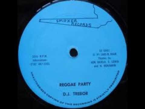 D.J. Trebor - Reggae Party reggae 2017