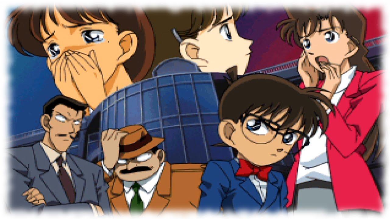 detective conan playstation