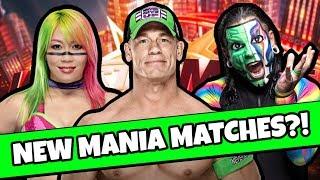 ⚠ NEWS: New Wrestlemania 35 Matches REVEALED?