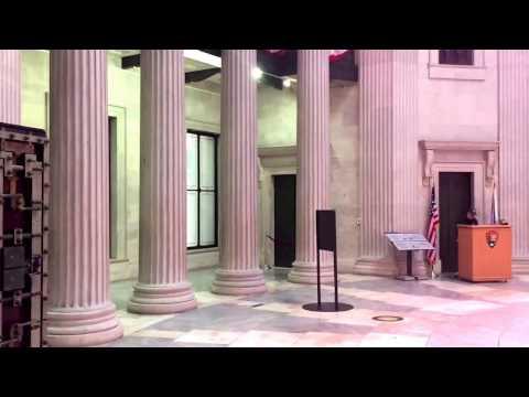 Federal Hall, Manhattan, New York (2-22-17)