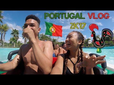 Portugal Vlog w/Bae | ELLIENA ROSE ANNE