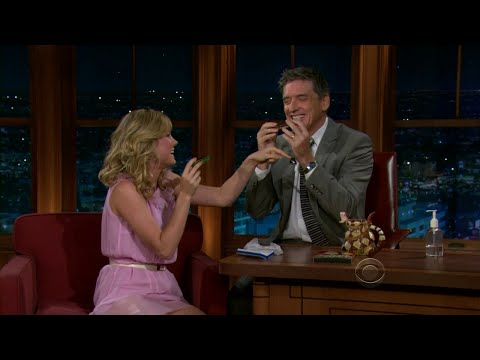 Late Late Show with Craig Ferguson 10/26/2010 Danny DeVito, Brie Larson, Henry Cho