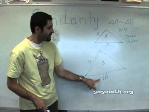 Geometry - Similarity