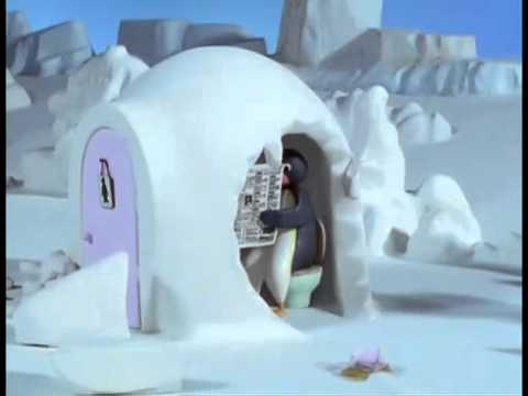 130 Pingu and the Snowball.avi