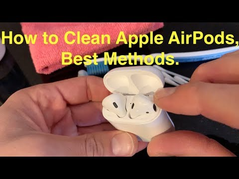 How to Clean Apple AirPods Best Methods.