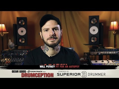 Acclaimed Producer Will Putney on Toontrack's Superior Drummer 3 | GEAR GODS