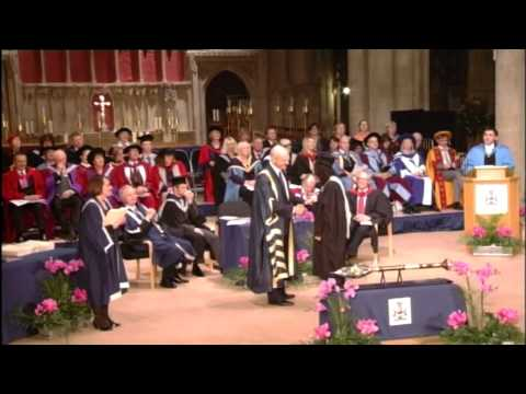 Undergraduate awards ceremonies- School of Education, Life Sciences and Joint Honours