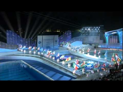 Closing Ceremony of the 14th FINA World Championships 2011 - Shanghai (CHN)