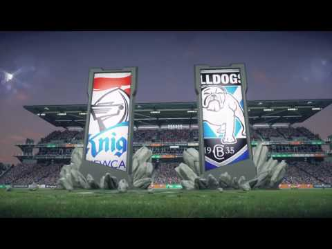 Rugby League Live 3 (PS4) | Knights v Bulldogs