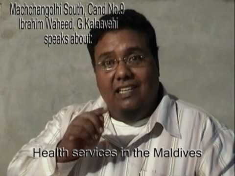 health in maldives (dhivehi)