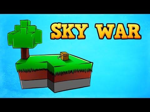 Minecraft Games - SKY WAR