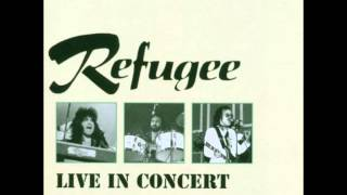 Refugee - The Diamond Hard Blue Apples of the Moon