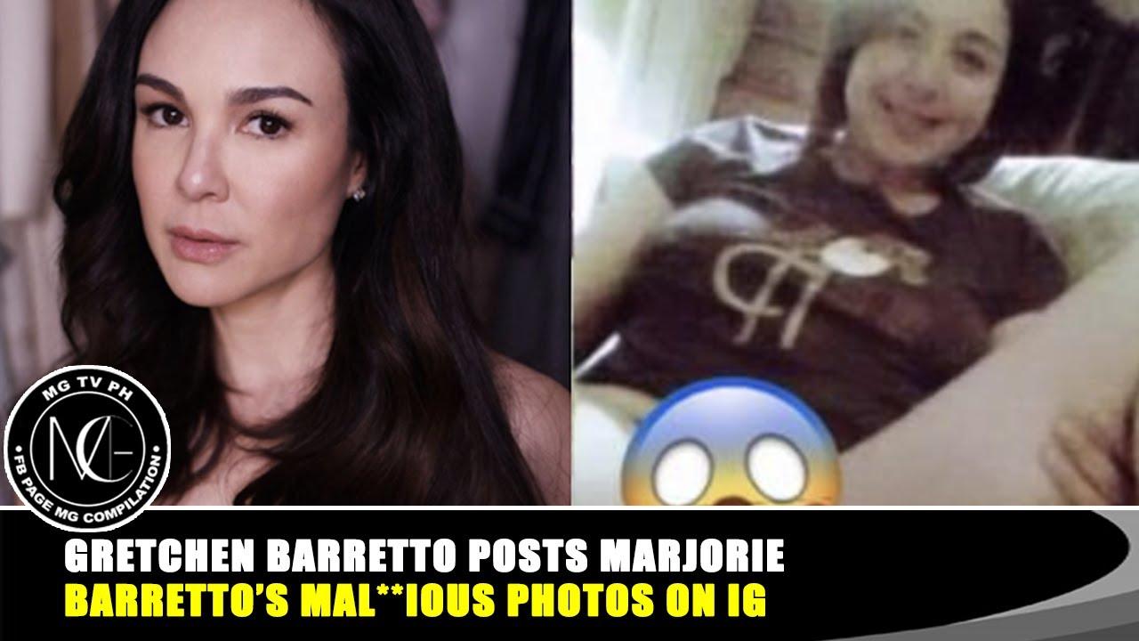 Instagram marjorie barretto Marjorie Barretto