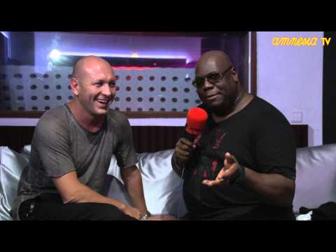 Greetings from Marco Carola & Carl Cox @ AmnesiaTV 2013